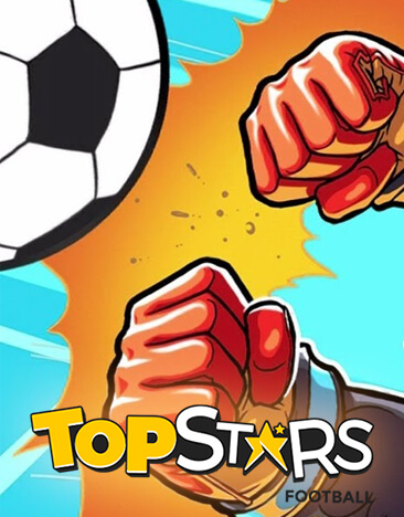 Top Stars_ Football Match_